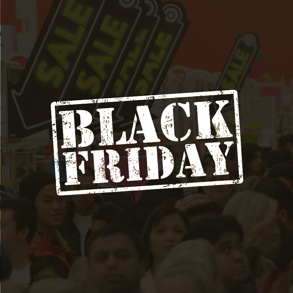 Christmas is coming: Black Friday arrives on November 25th