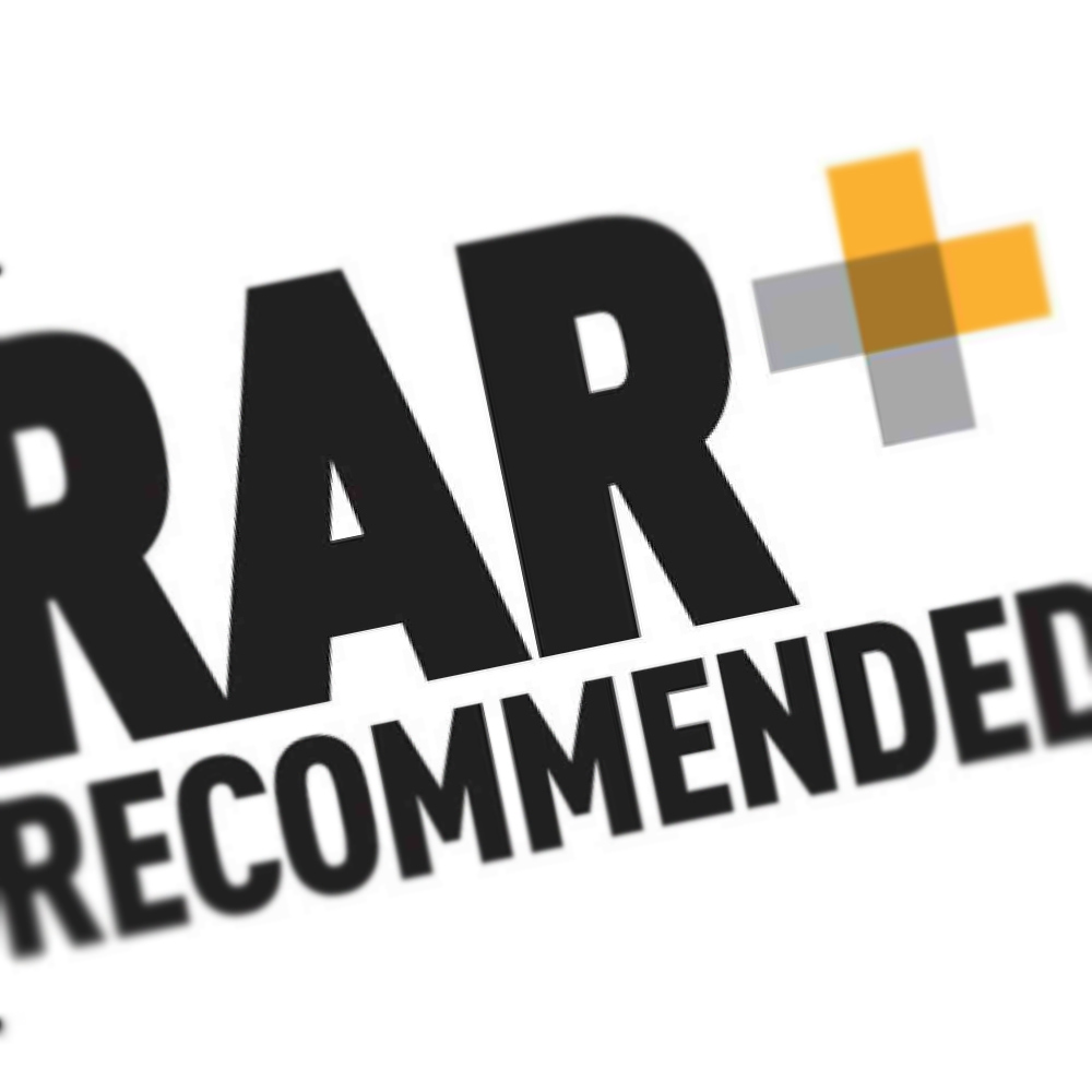 Adrac are now RAR recommended